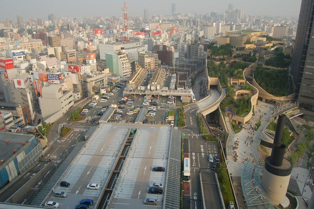 Namba Station Osaka Japan], Ниагава