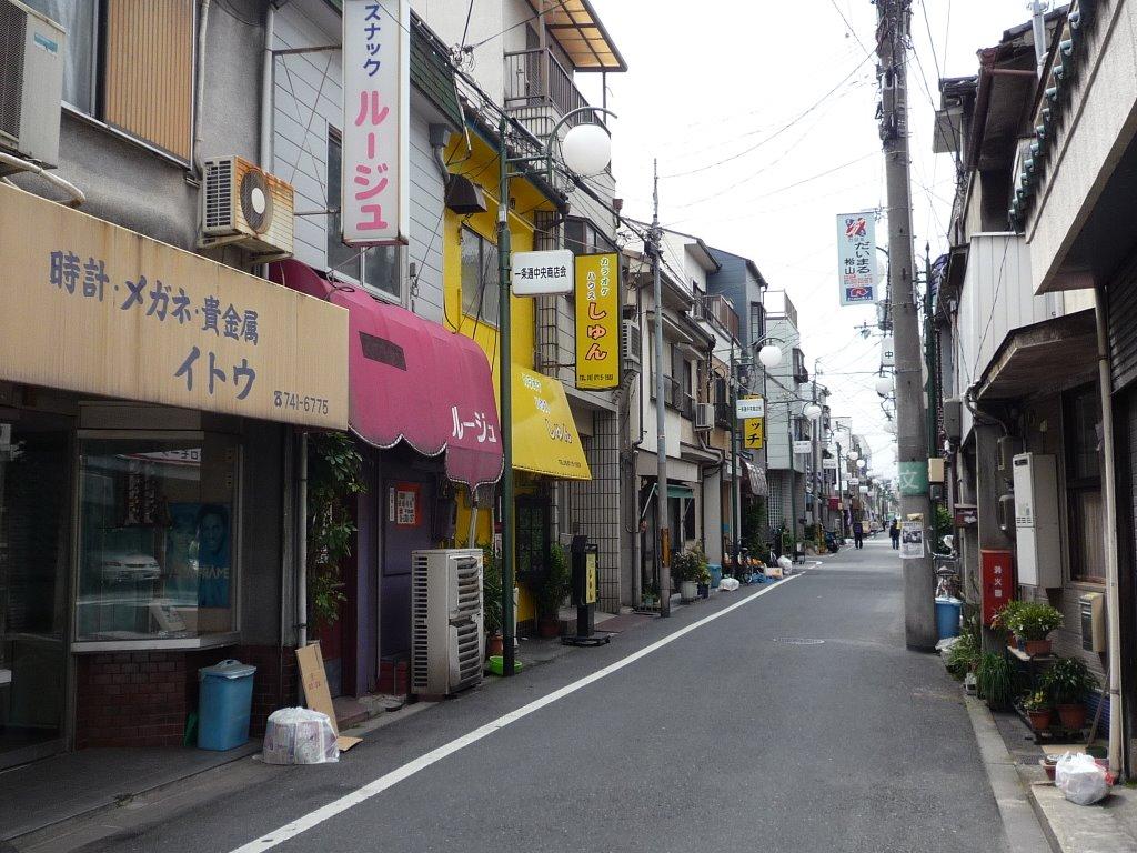 Ichijo-dori Shopping Street 一条通商店街, Хабикино