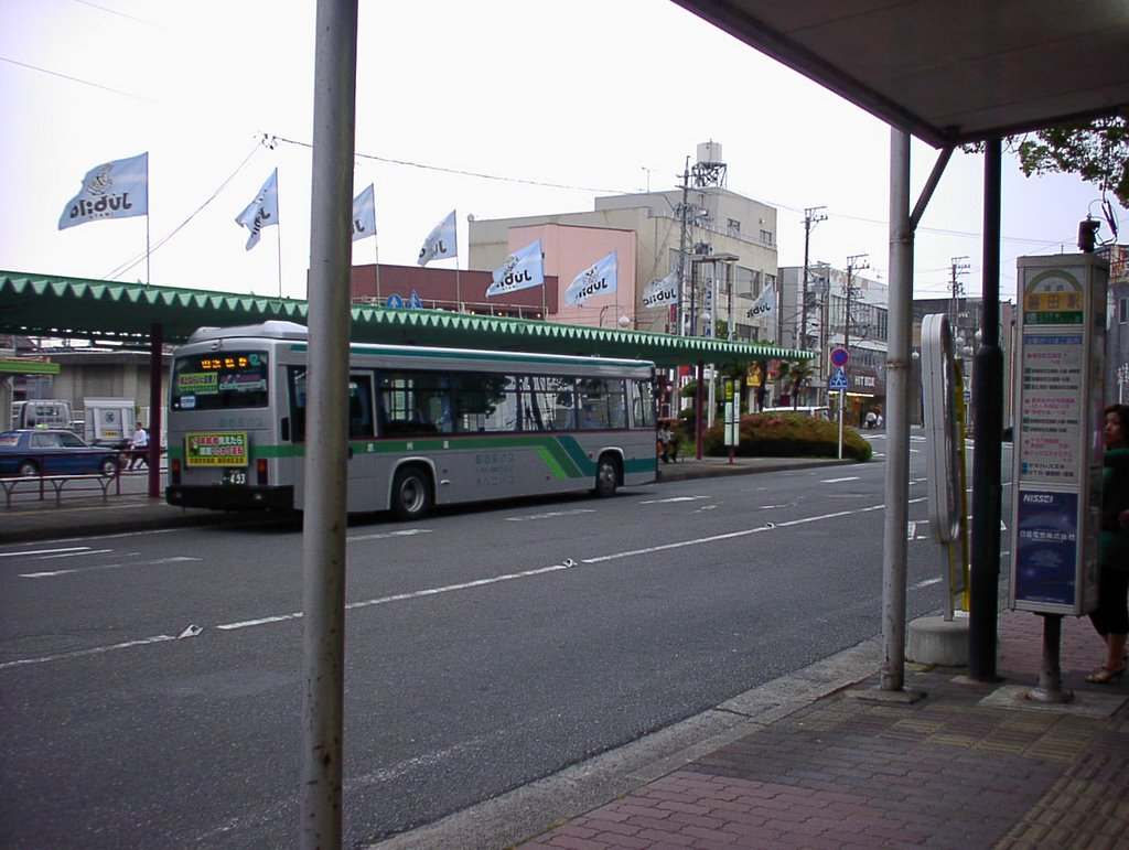 磐田駅前, Ивата