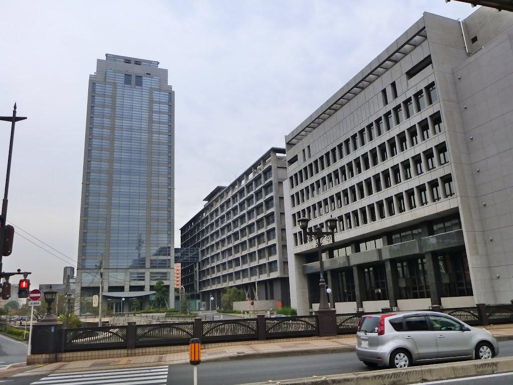 千葉県庁, Нарашино
