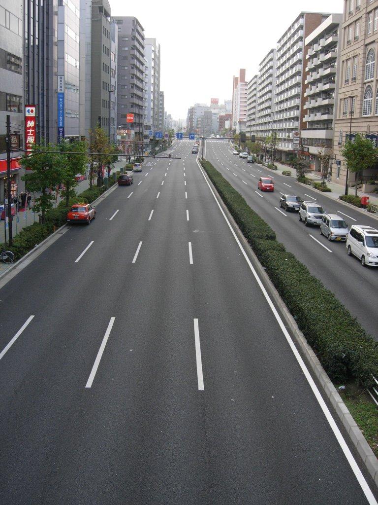 Route 14(Keiyo-Doro),Koto ward 国道14号京葉道路(東京都江東区), Токио