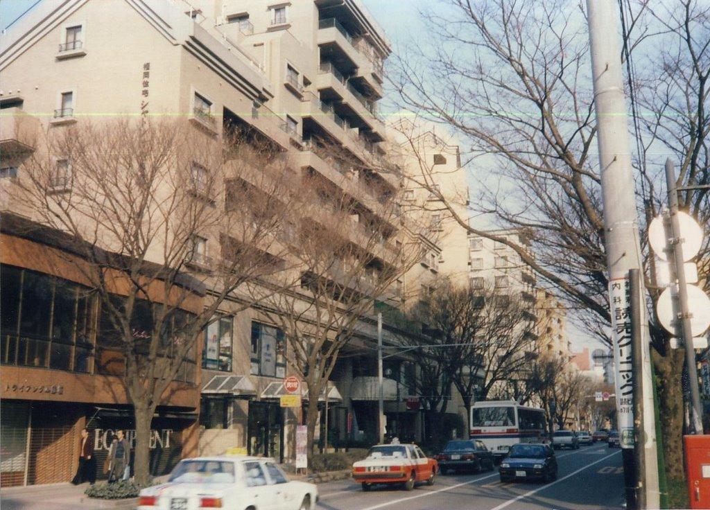 Fukuoka Keyaki Street, Иукухаши