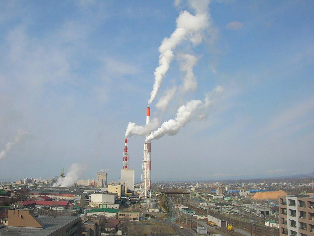 雲工場?(Cloud factory), Томакомаи