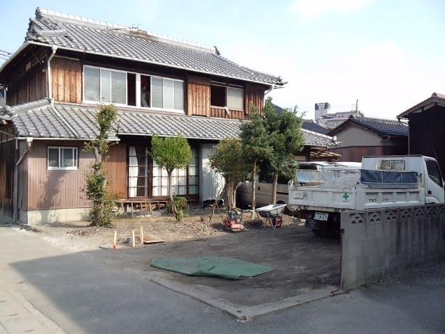 西二見の古民家, Какогава