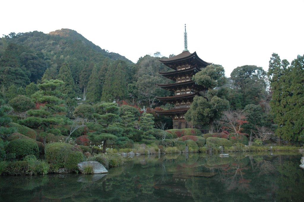 Ruriko-ji, Токуиама