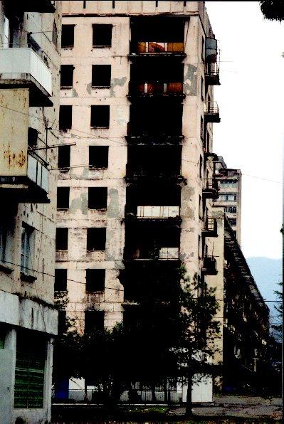 Razed City.Sukhumi GEO, Очамчиров