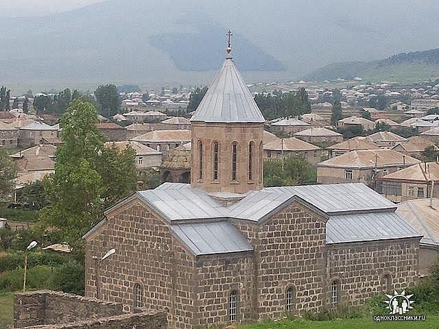 Церковь Св.Георгия, Богдановка