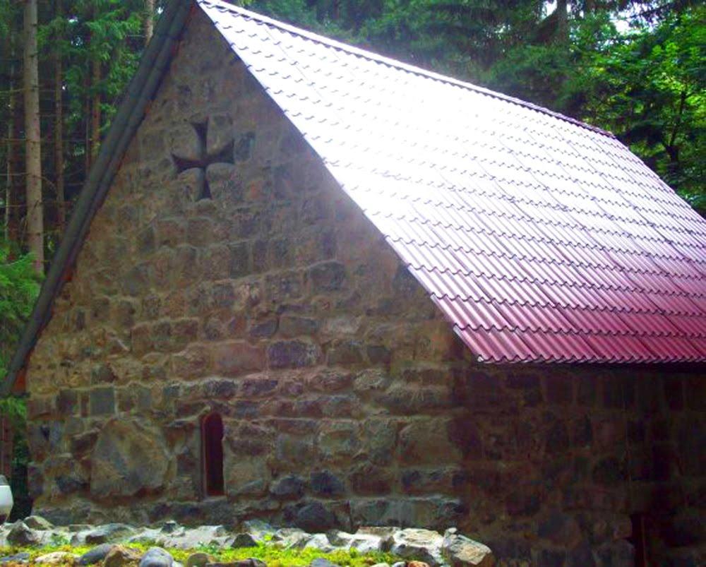 ბორჯომი. წმ.სერაფიმ საროველის  ეკლესია, Боржоми
