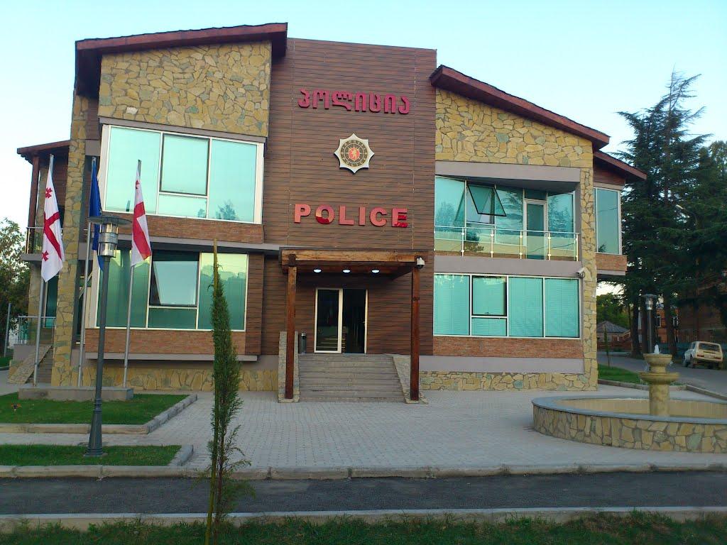 Vani police, Вани