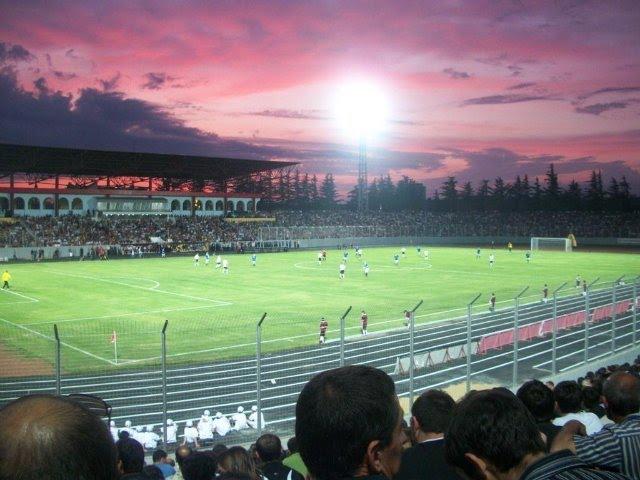 Kutaisi stadium, Кутаиси