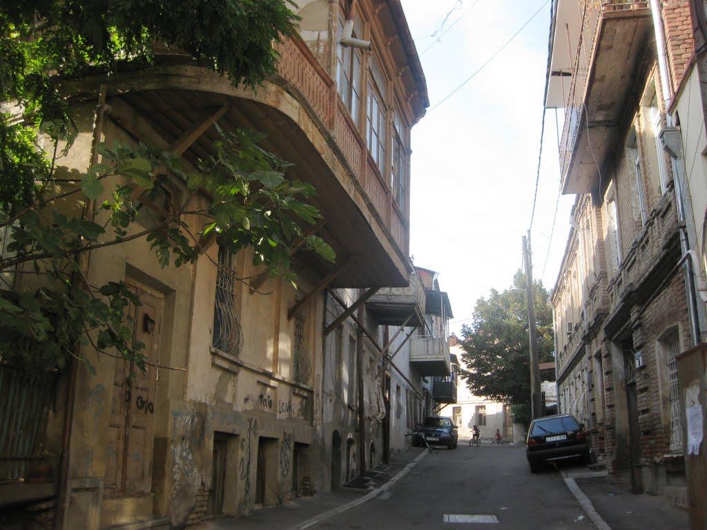 Тбилиси-Мтацминда-ул.К.Месхи, Тбилиси