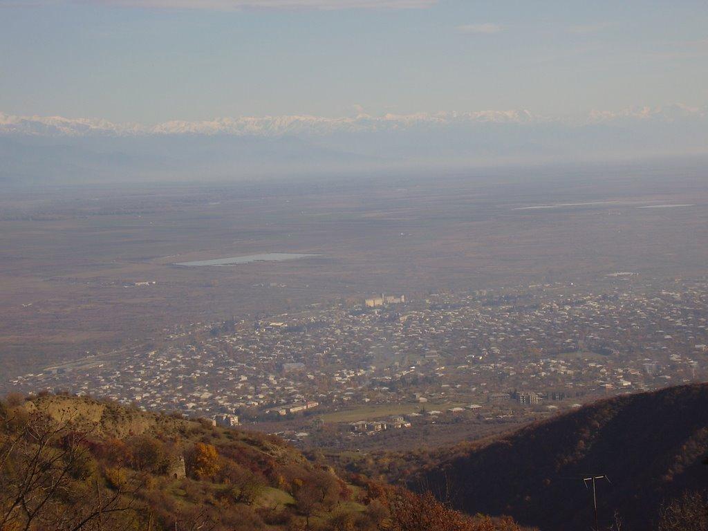 წნორი/Tsnori. kakheti region, Georgia, Цнори