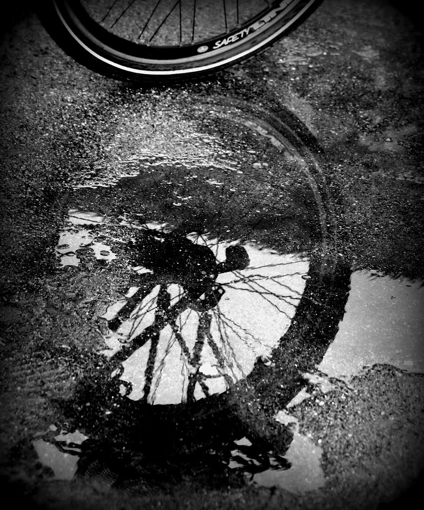 Pyt, at det har regnet, Орхус