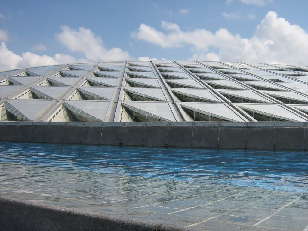Βιβλιοθήκη Αλεξάνδρειας  / Bibliotheca Alexandrina, Александрия