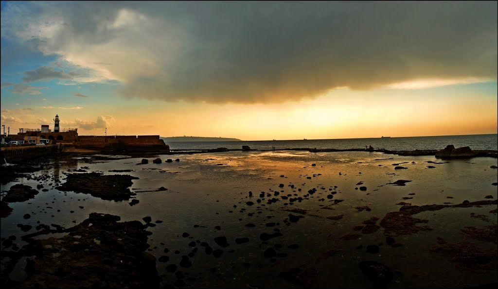 After the Storm - Acre - Akko - UNESCO World Heritage Site  - Israel - [By Stathis Chionidis], Акко (порт)