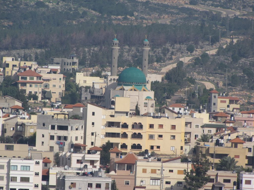 Misgav, Looking at Sakhnin 13, Israel, Сахнин