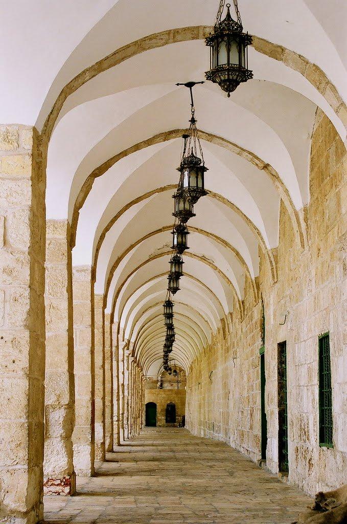 Jerusalem perspective, Иерусалим