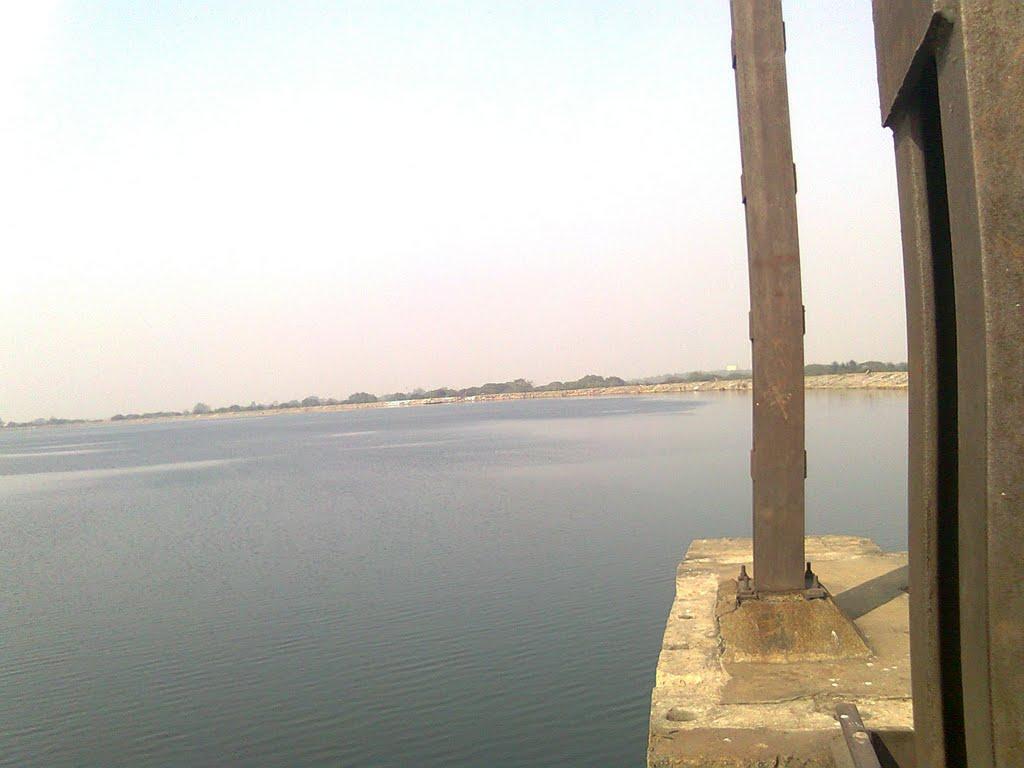 bokaro cooling pond, Банкура