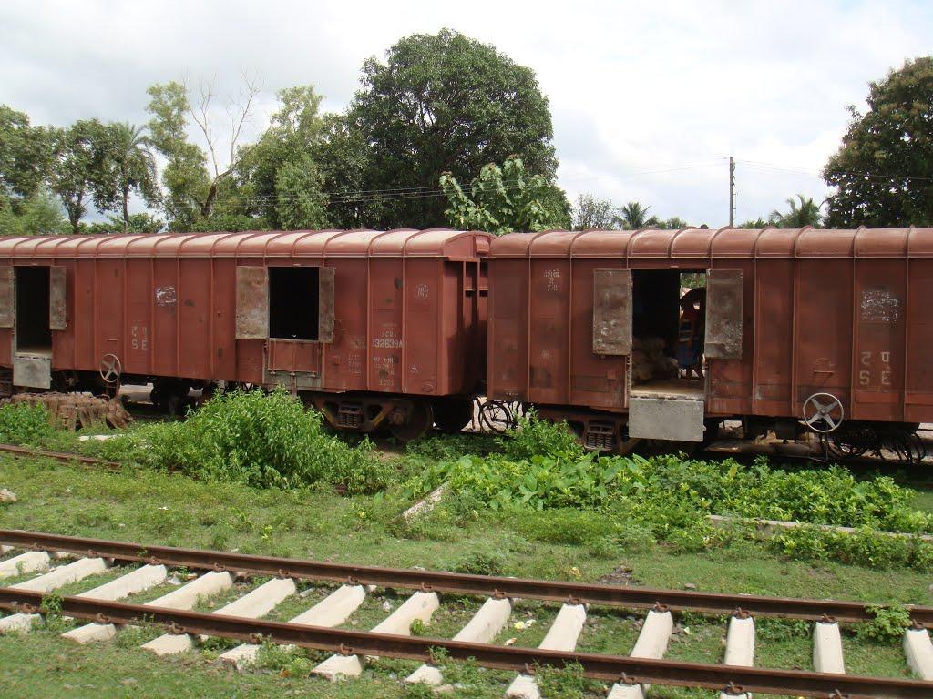 Railway Yard, Krishna Nagar City Junction, Кришнанагар