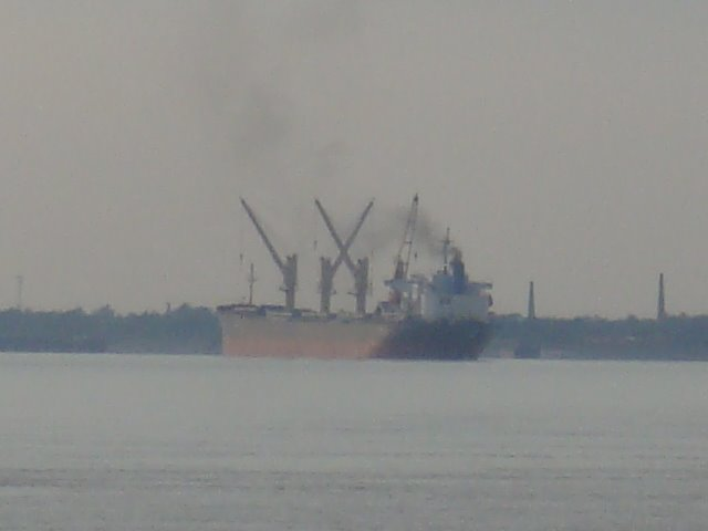 Ship at Ganga, Кхарагпур