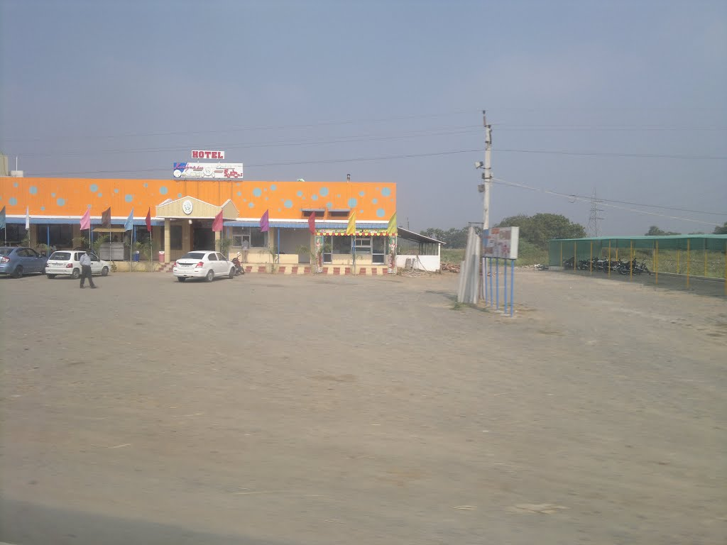 Hotel Krishna,National Highway 9, Andhra Pradesh 521175, India, Нандиал