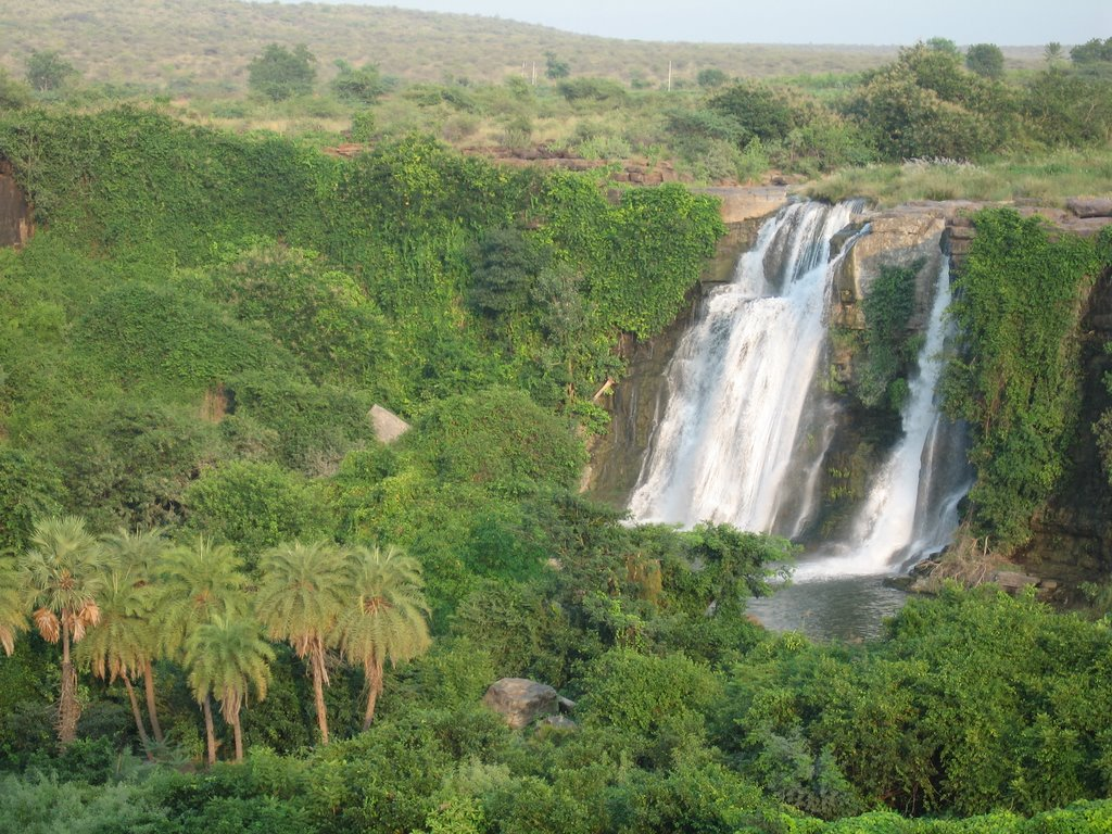 waterfall, Проддатур