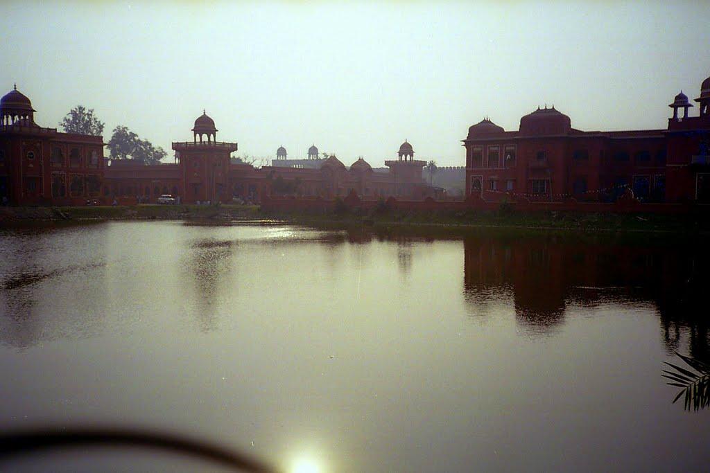 Palace area, Дарбханга