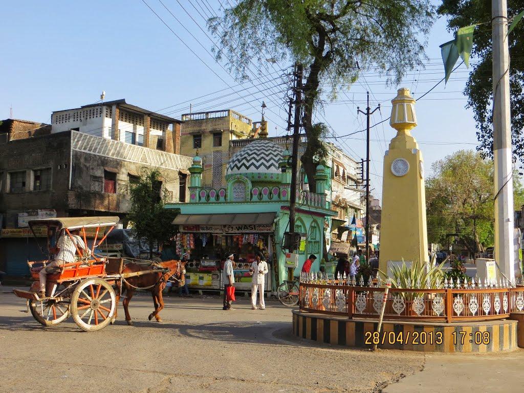 Jai stambh, Бурханпур