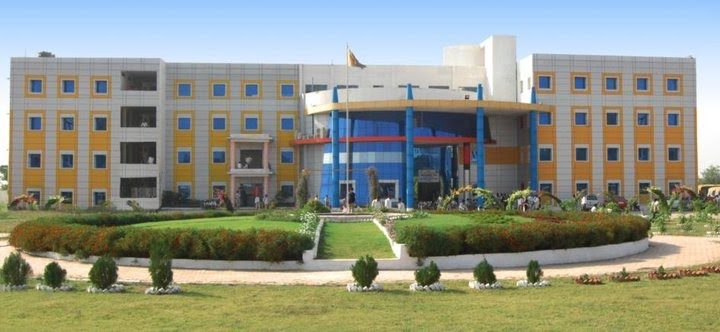 SD Bansal college indore full view, Кхандва