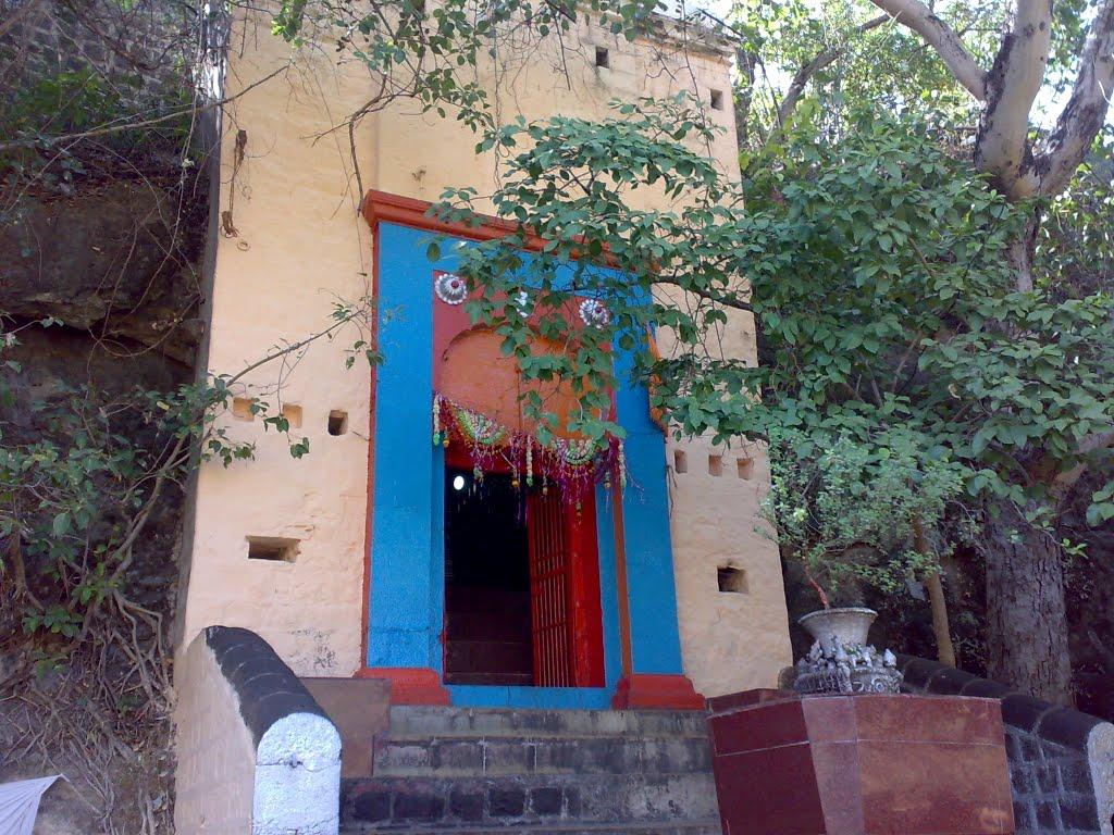 Aadya Kavi Mukundraj Swami Samadhi Mandir - Ambejogai, Дхулиа