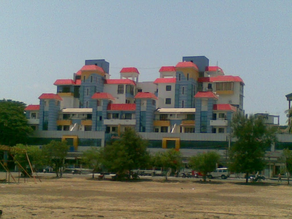 Center One, Колхапур