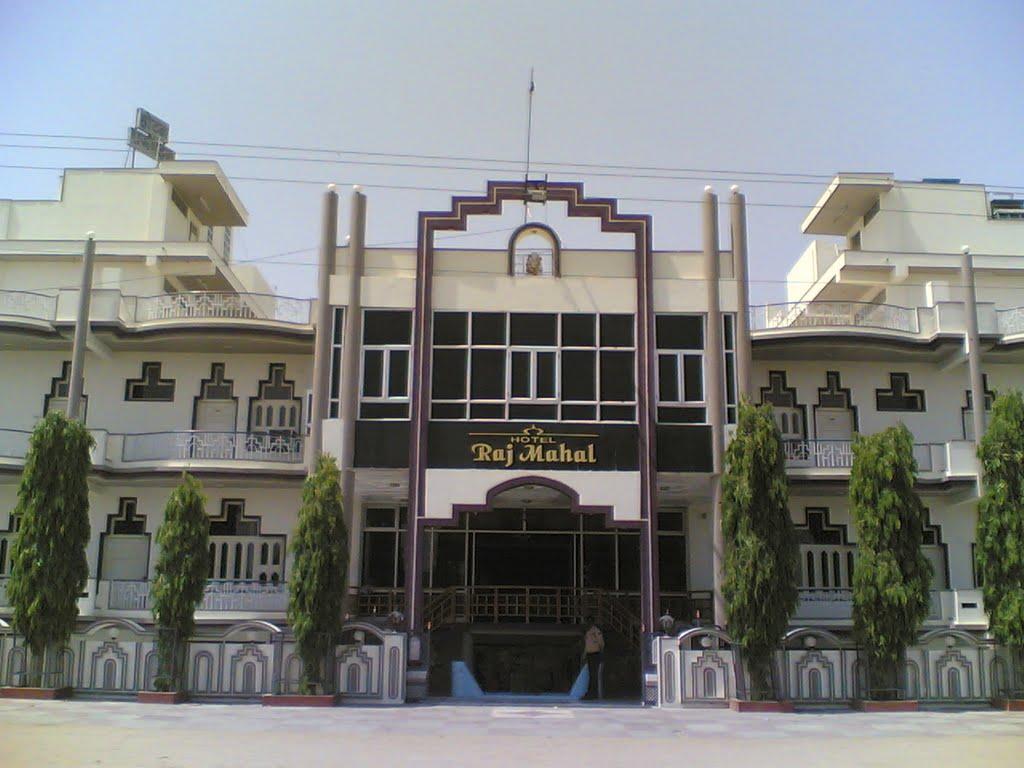 RAJ MAHAL, Бивар