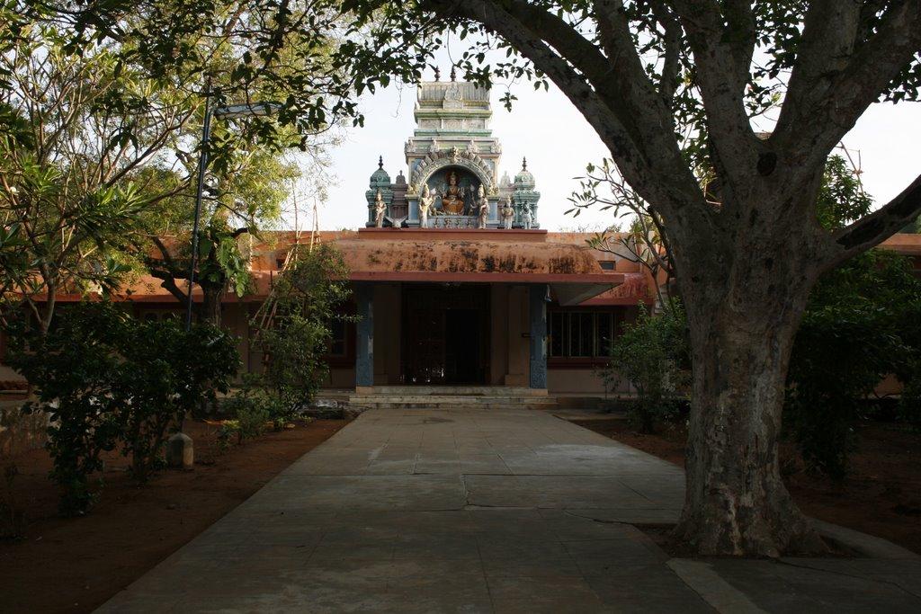 Sri Lalithambigai Temple, Бодинэйакканур