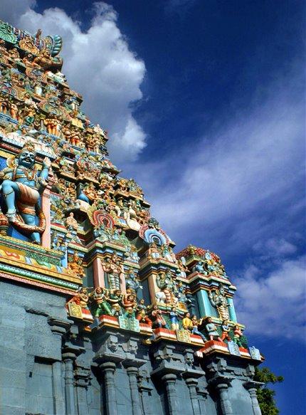 Templo de Kumbakonam, India, Кумбаконам