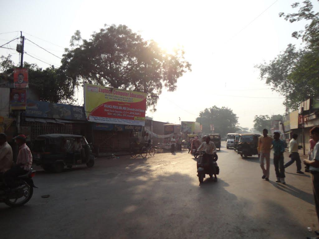 RAILWAY STATION ROAD, Dharamshala Bazar, Gorakhpur, Uttar Pradesh, India, Горакхпур