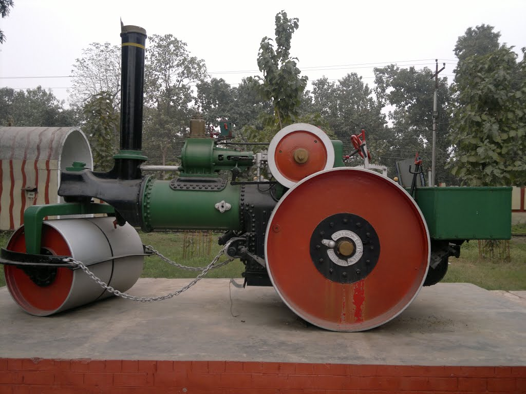 gorakhpur rail museam, Горакхпур