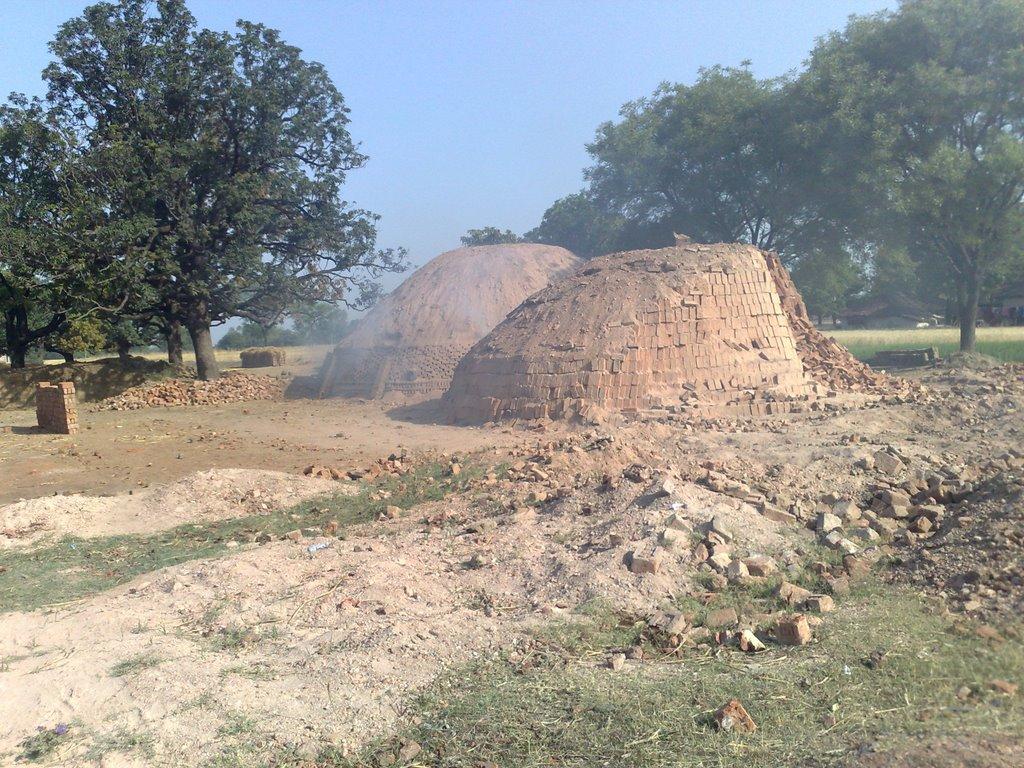 brick factory, Мирзапур