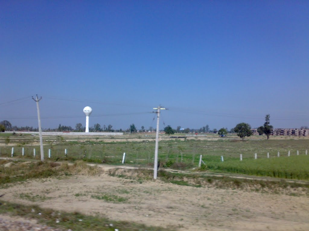 THIS PHOTO IS CAPTURE IN RUNNING TRAIN BY-GURMEJ SINGH VIRK 9465177443, Карнал