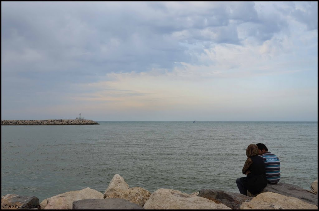 Relaxation to the extent of sea  آرامشی به وسعت دریا, Бабол