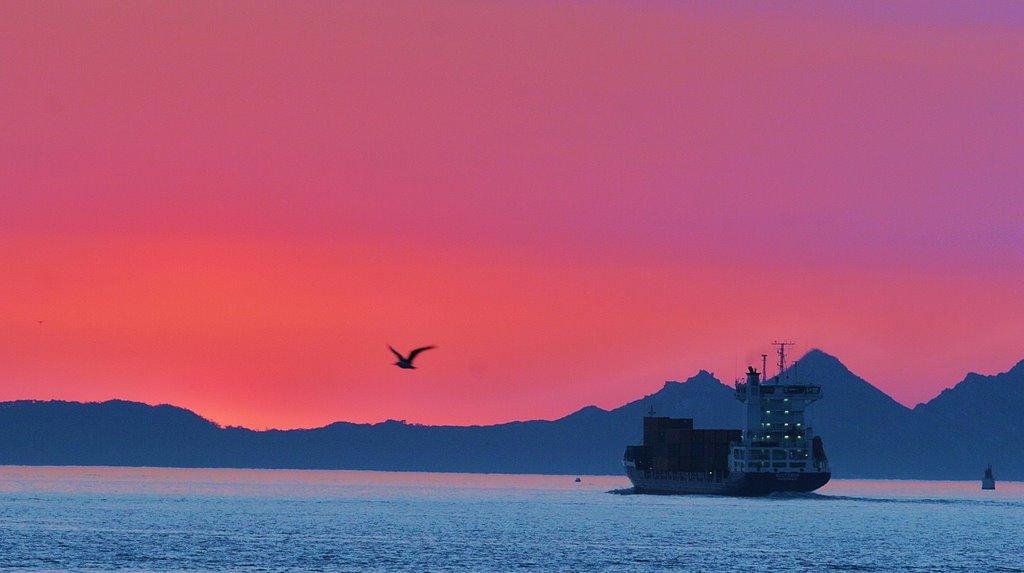 Illas Cíes - Vigo, Виго