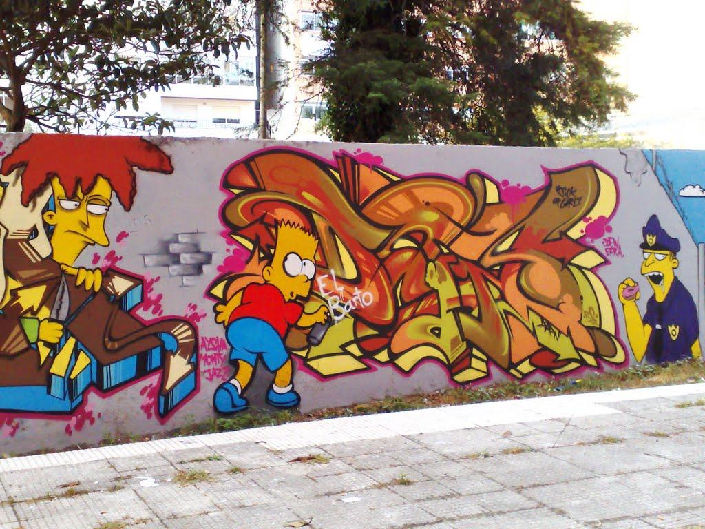 Los Simpsons en Vigo, Виго