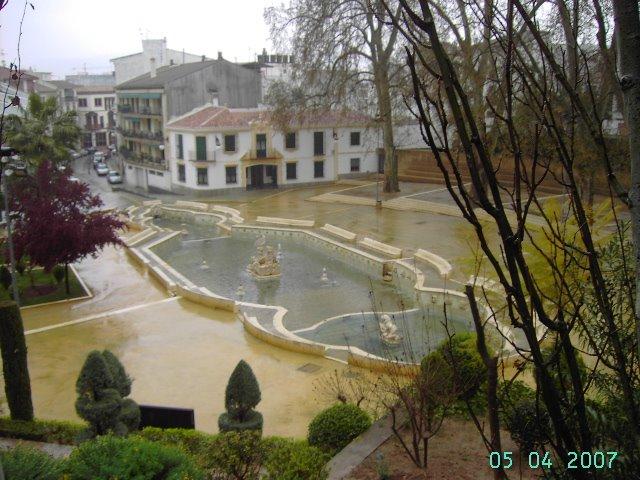Fuente del Rey en Priego de Córdoba, Кордоба