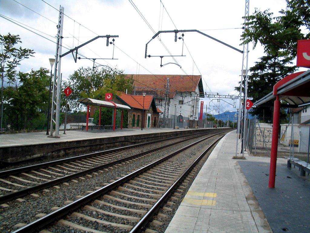 Estación Las Zorreras-Navalquejigo, Коста Брава