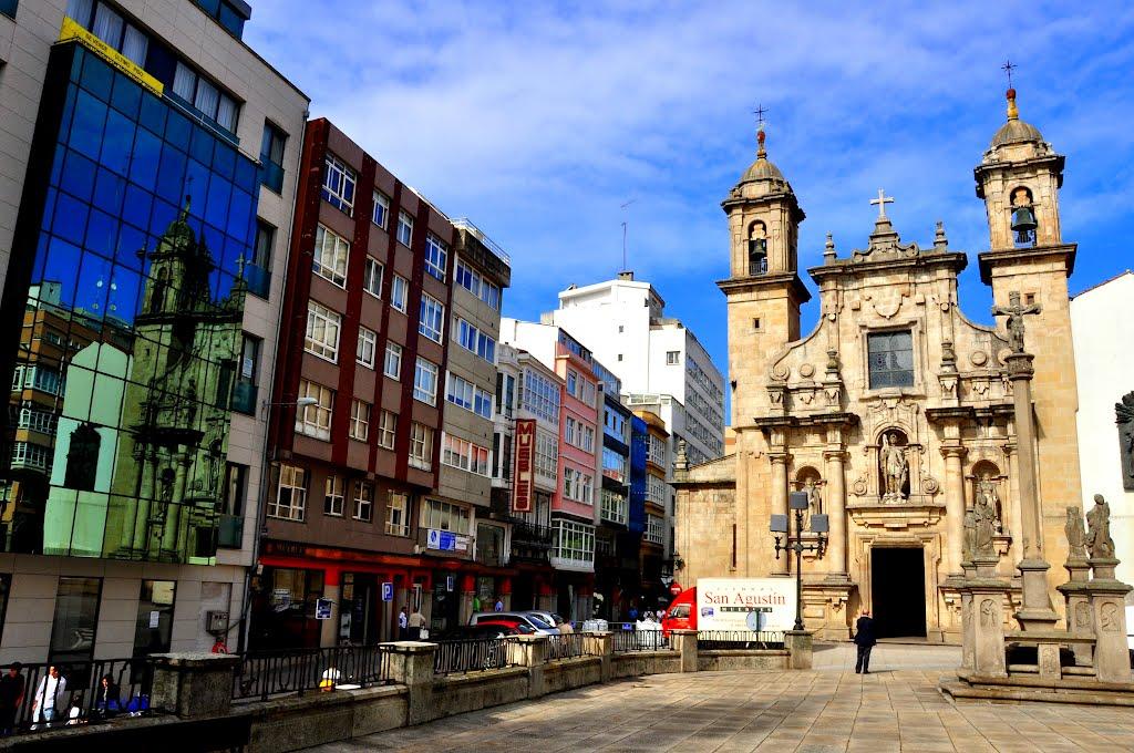Купить квартиру в корунья испания