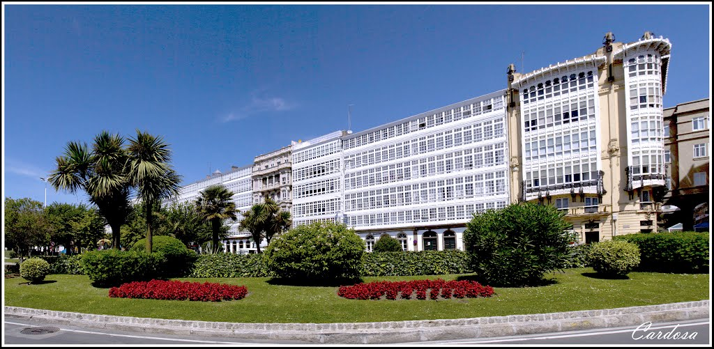 En A Coruña.(España), Ла-Корунья