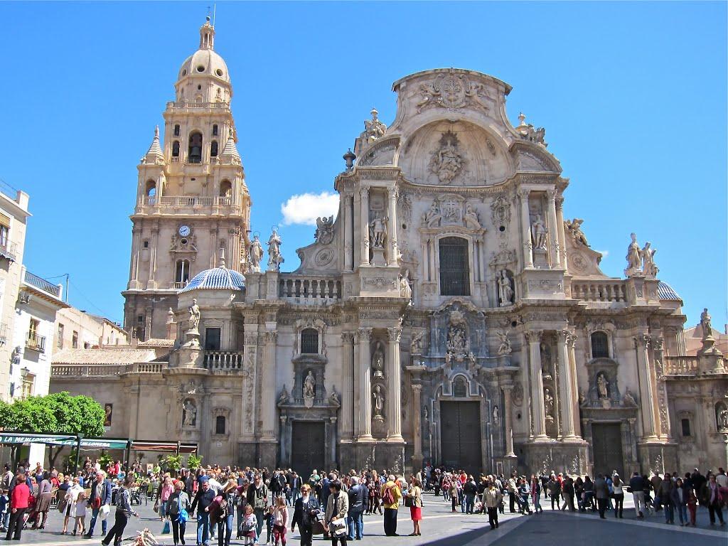 Catedral de Murcia., Мурсия
