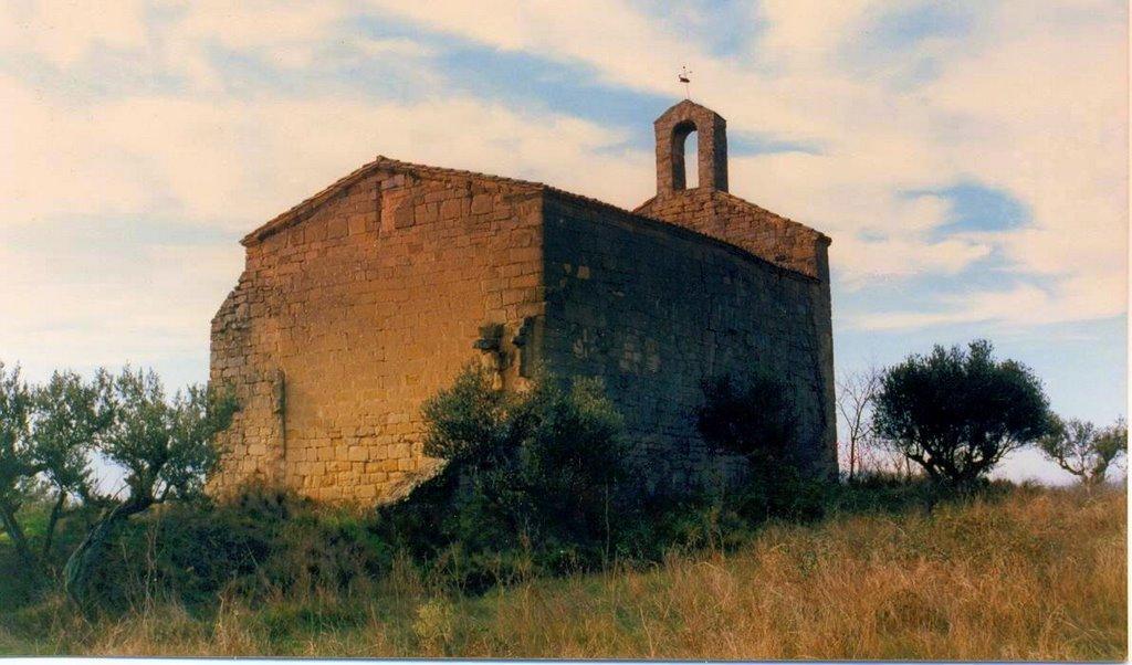 Ermita de San Miguel, Наварра