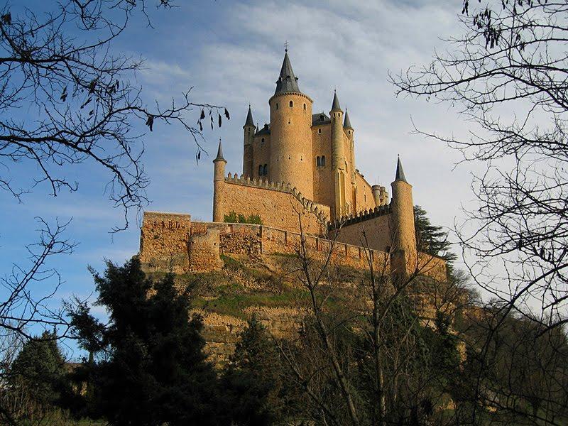 Alcázar of Segovia, Сеговия