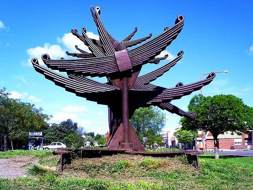 Paseo de las Esculturas - Bahía Blanca - Argentina, Байя-Бланка