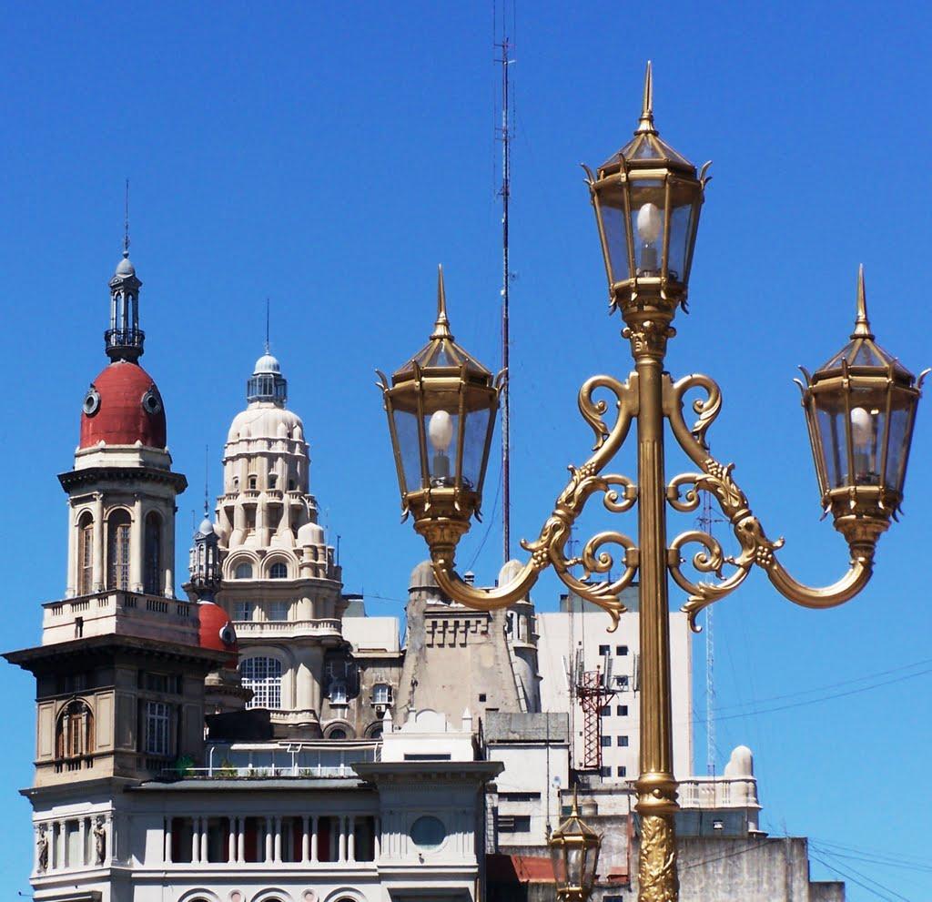 Tres en raya, Буэнос-Айрес